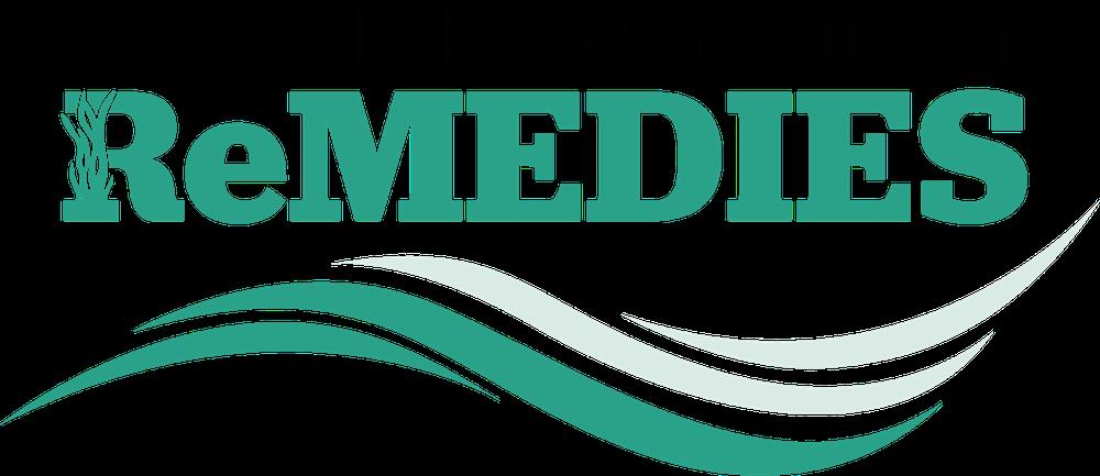 LIFE Recreation ReMEDIES logo