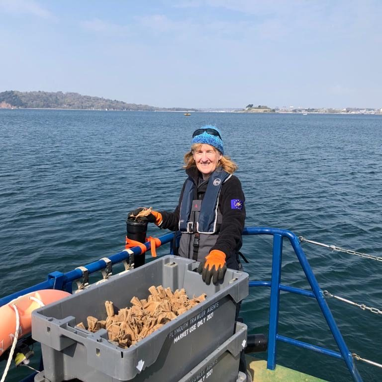 Fiona Crouch, Natural England, Project Manager
